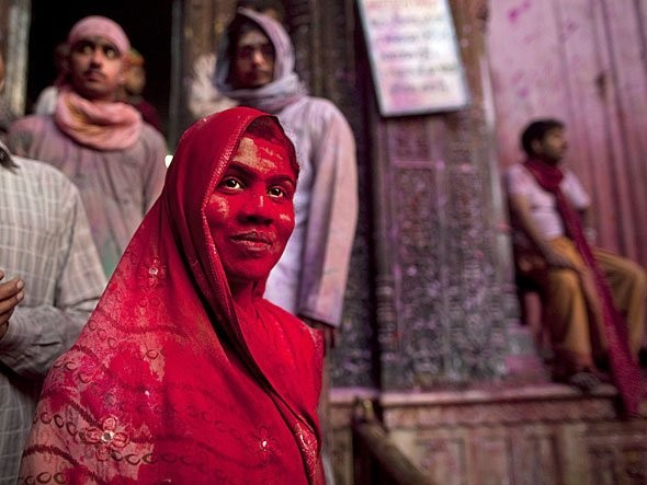 Gorgeous Photos Of Holi, The Hindu Festival Of Colors