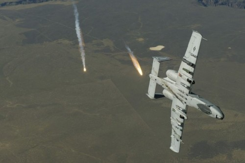 Pilots describe what it's like to fly the legendary A-10 Warthog