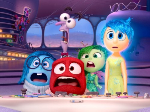 'Inside Out' is Pixar's most stunning animated film since 'Finding Nemo'