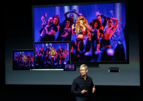 Apple wants to blow up cable TV