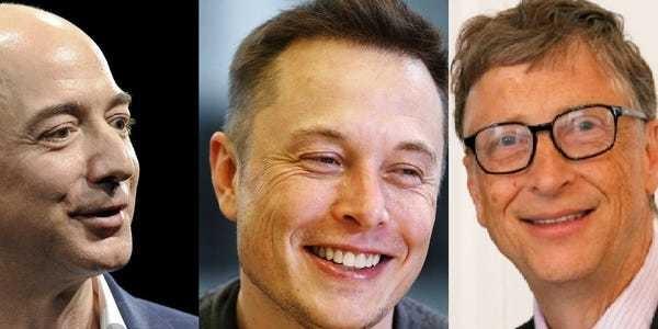 15 books Bill Gates, Jeff Bezos, and Elon Musk think everyone should read - Business Insider
