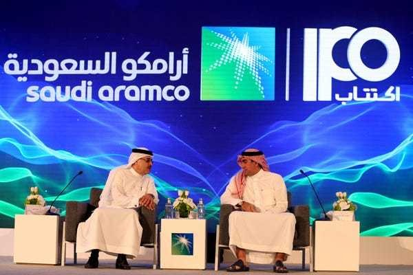 Saudi Arabia's Aramco sets range ahead of IPO, on track for record - Business Insider