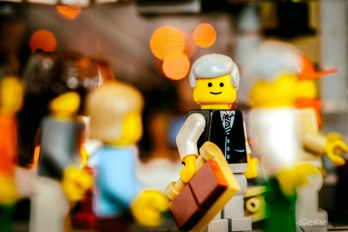 Lego made 3 changes to become the world's most powerful toy company