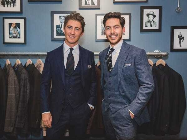 The one suit you should own before any others, according to tailors - Business Insider