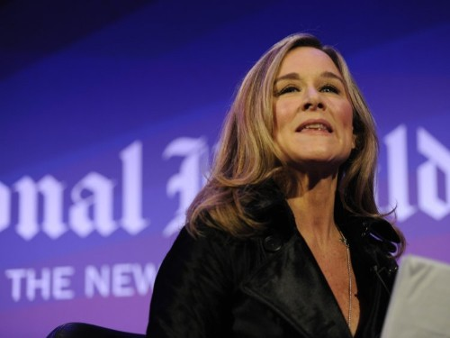 Apple's retail chief, Angela Ahrendts, is leaving the company. Here's how she rose from a small town in Indiana to become the highest-paid executive at Apple
