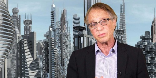 Legendary futurist explains how he plans to live forever