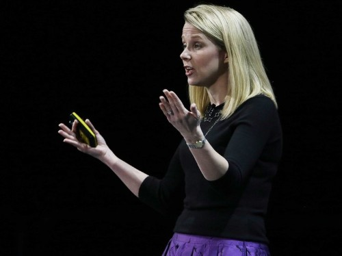 One of the first execs Marissa Mayer really trusted at Yahoo just quit the company