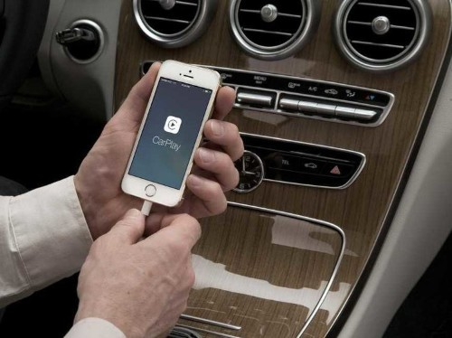 Apple's iOS 8 Could Help You Find Your Car