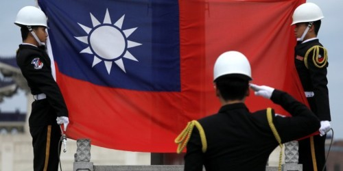 Taiwan massively hiked its defense budget a month after China warned it was ready for war