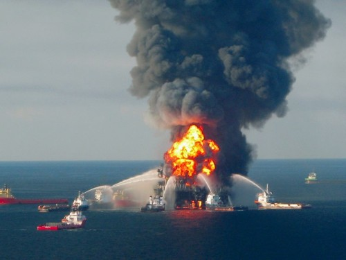 BP boss: The Gulf of Mexico oil spill was a 'near-death experience' for us