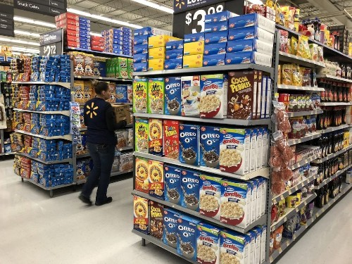 Cheerios maker General Mills shares sink after sales miss the mark (GIS)