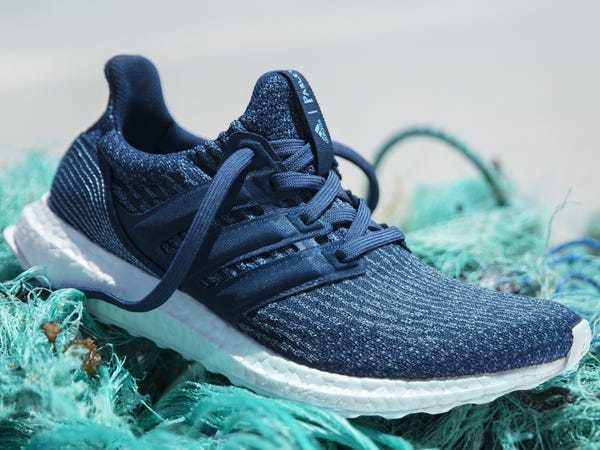 Adidas ocean plastic sneakers reveal a new reality - Business Insider