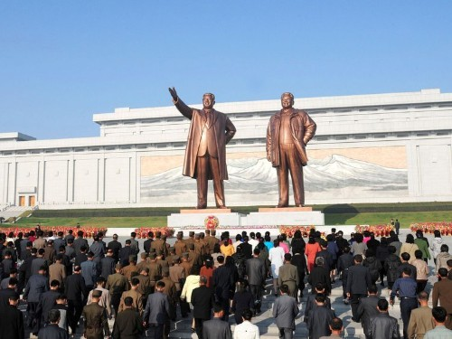 North Korea's architecture is surprisingly impressive and expectedly weird