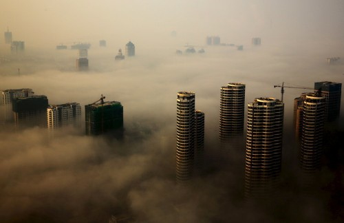 'You can't escape': Clouds of filth are choking Asia's cities