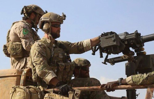 Turkey sees a small chance its military could face US forces in Syria's Manbij