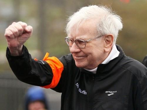 WARREN BUFFETT: Retirement is not my idea of living