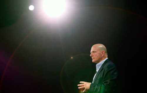 Why Steve Ballmer Is Reorganizing Microsoft