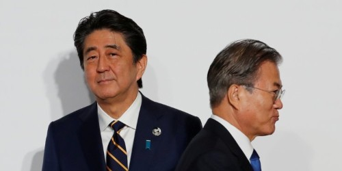 South Korea ends intelligence-sharing pact with Japan amid trade war