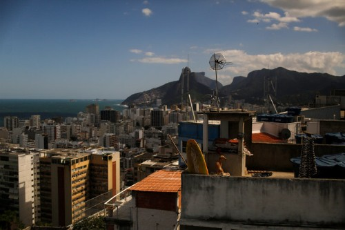 Thousands of Olympics tourists will stay in these hostels that were built in the middle of Rio's slums — take a look inside