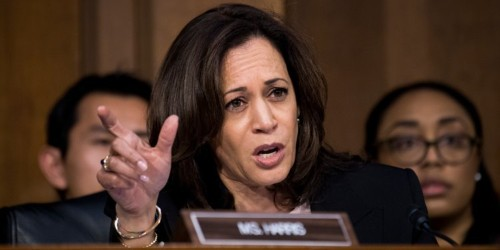 Kamala Harris flip-flops on private health insurance and says she wants undocumented immigrants to get Medicare