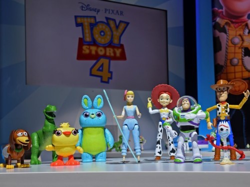 8 celebrity cameos to look out for in 'Toy Story 4'