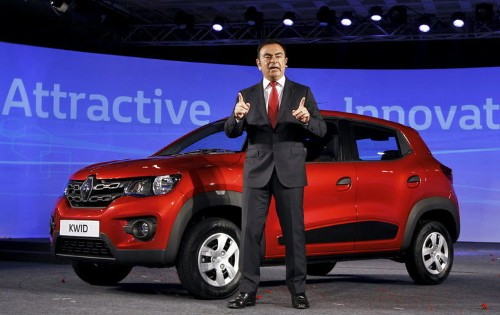 Nissan CEO: We don't need any help to be competitive