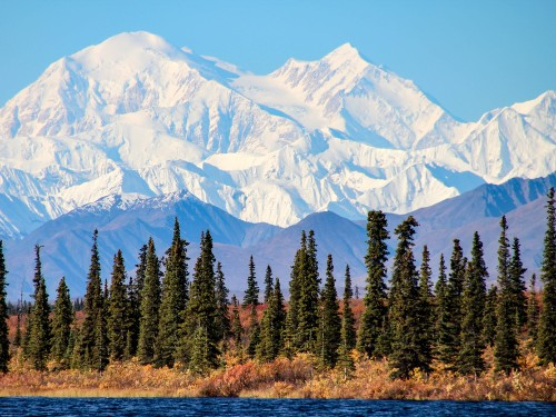 The highest points in 31 different countries, from Denali to Everest - Business Insider