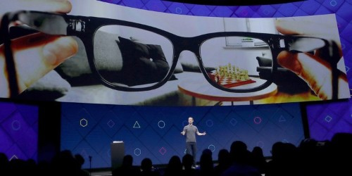Facebook is restructuring its augmented-reality glasses division as it inches closer to launch