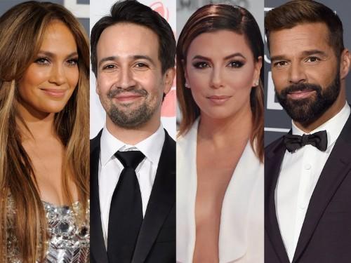 Jennifer Lopez, Lin-Manuel Miranda, Eva Longoria sign Latinx community solidarity letter