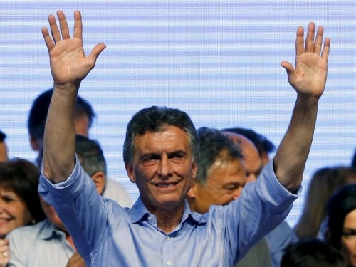 Argentina's new president has 'changed everything'