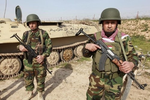 Iraq: Operation to retake Mosul from ISIS will begin in first half of 2016