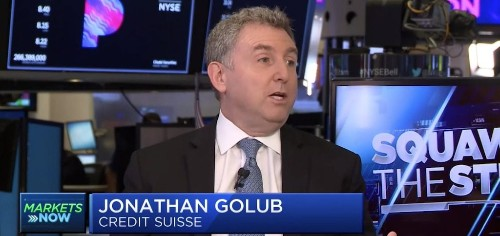Fear over big tech's growth and an economic slowdown just forced one Wall Street bull to slash his earnings outlook yet again