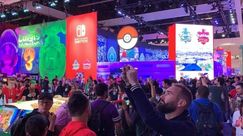 25 photos of Nintendo's 130-year rise from a playing card company to fan-favorite gaming giant