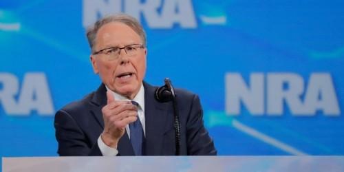 San Francisco passes a resolution declaring the NRA a domestic terror organization