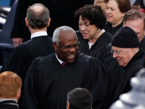It's been 10 years since Clarence Thomas asked a question — here's why he's so silent