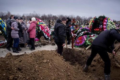 Attack on Ukraine's Mariupol targeted civilians: UN