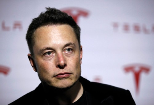Elon Musk addressed the Tesla problem Wall Street is obsessing over, and the stock is jumping