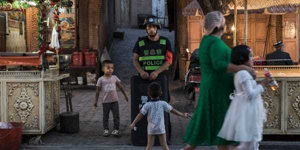 China claims without evidence all Uighurs graduated from prison camps - Business Insider