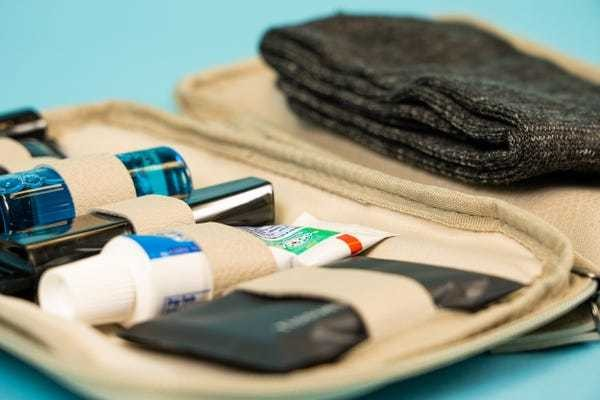 Amenity kits on United, Delta, American Airlines: Photos, comparison - Business Insider