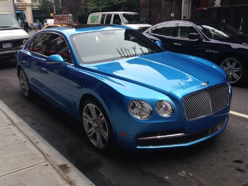 I Drove A Brand-New $250,000 Bentley Around Manhattan, And It Was Surprisingly Stressful
