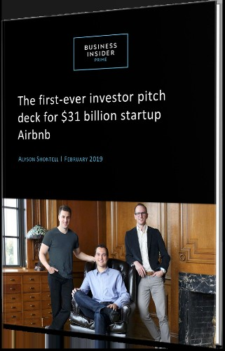 Airbnb's First-Ever Pitch Deck | Business Insider Prime
