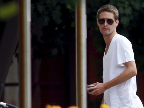 Snap CEO Evan Spiegel says much of his success comes from a '99% rule' — which he famously used on Mark Zuckerberg