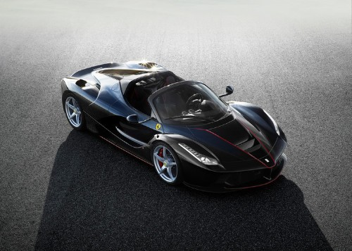 This new hypercar is the Batmobile of Ferraris
