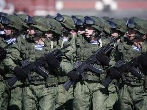 Without Realizing It, Russian Soldiers Are Proving Vladimir Putin Is Lying About Eastern Ukraine