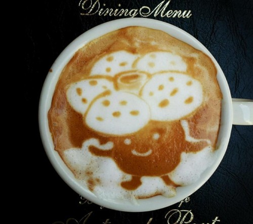This Japanese Latte Art Will Leave You Speechless [PICTURES]