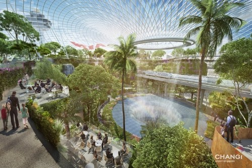 Singapore's Amazing Airport Will Soon Be Even Better