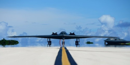 Why the B-2 bomber is one of the most feared aircraft in the sky