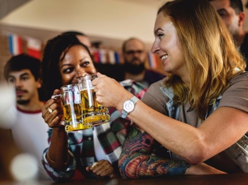 The cost of buying a pint of beer at a bar is plummeting, as millennials ditch alcohol