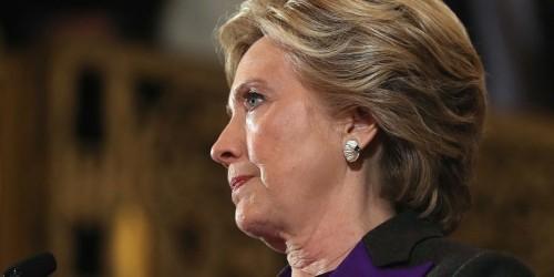 The Democratic Party descends into 'civil war' after Clinton's loss