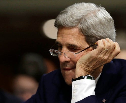 John Kerry hasn't even seen one of the most crucial parts of the Iran agreement